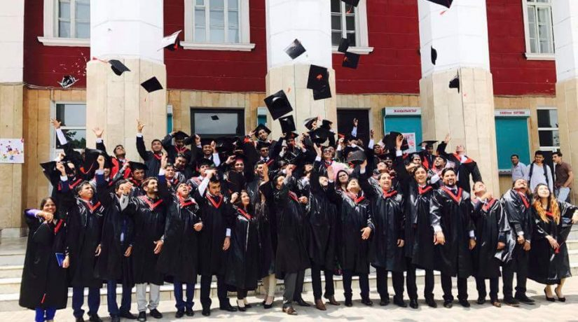 Annual convocation of foreign medical graduates 2017