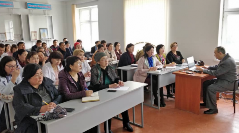 Self-assessment and a workshop was held on the preparation of the report  in Academic council