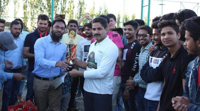 Wasim Predators XI won Osh Premier league 2018 edition