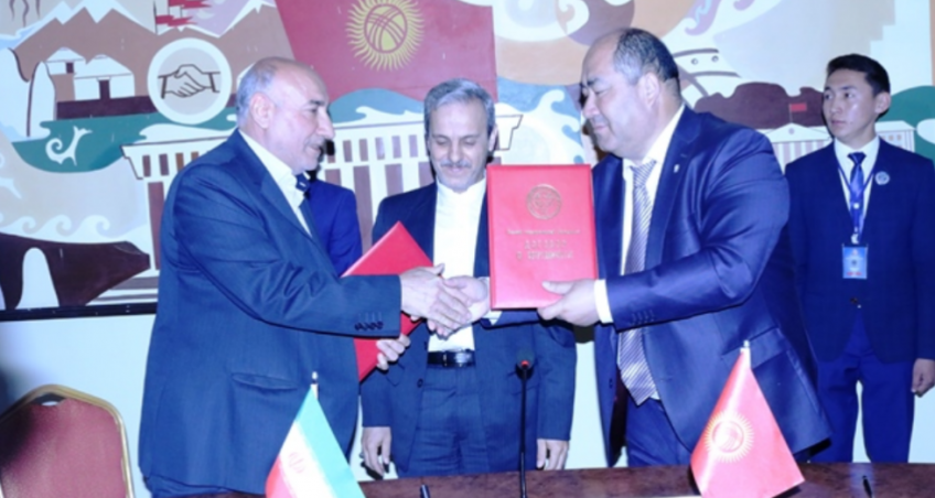 Osh State University will cooperate with Iranian universities