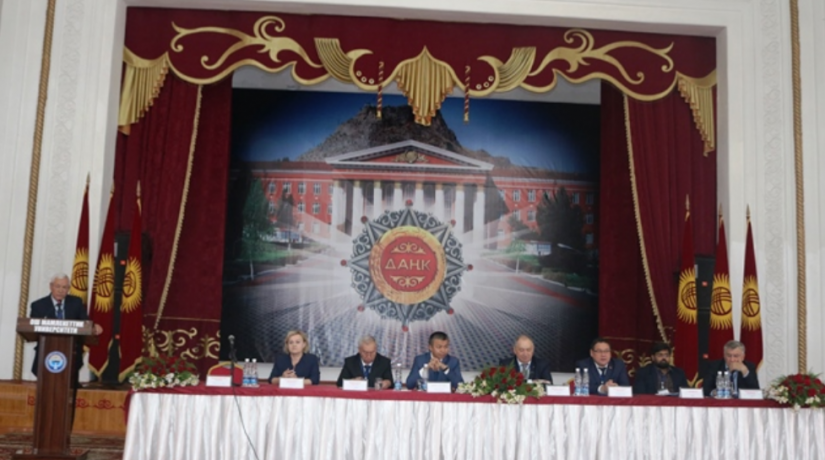 Scientific-practical conference on medical problems is held in Osh State University