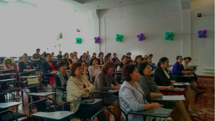 Seminar on accreditation and syllabus held at the Faculty of World Languages and Culture