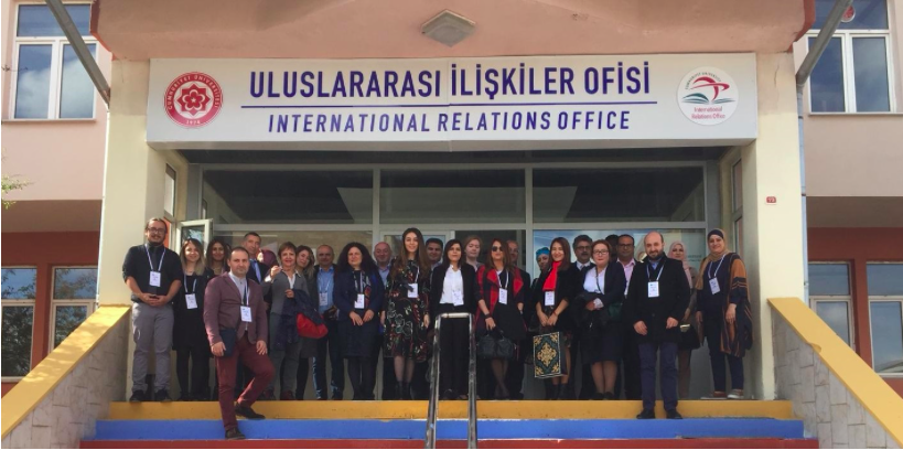 """Lecturer of the department """"Clinical Disciplines 2"""" G. Subanova, visited Sivas in Turkey"""
