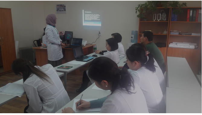 Postgraduate Report of the Department of Clinical Disciplines 2
