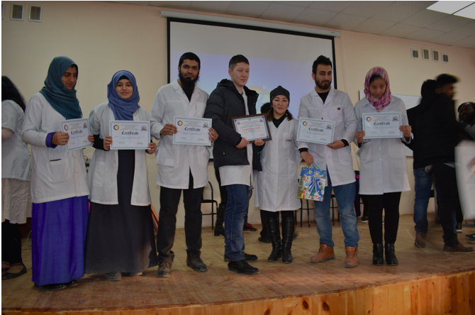 """KVN on oncology at the kafelra """"Clinical Disciplines 2"""""""
