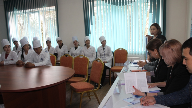 Medical College of Osh State University successfully passed international accreditation