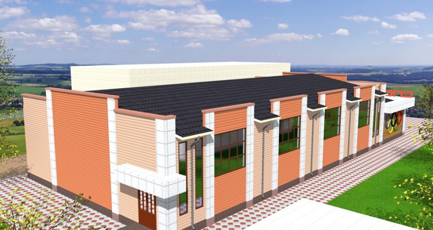 Construction of a new sports complex started at Osh State University