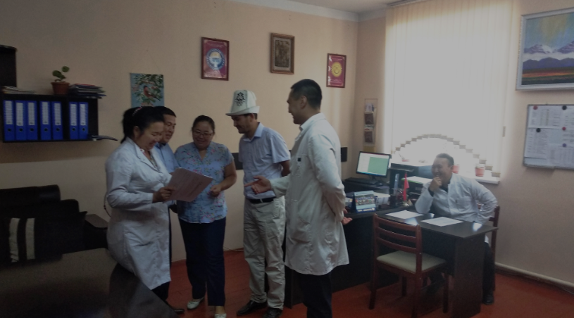 """ANATOMICUM"", September, 2019: State Language Day preparations for the"