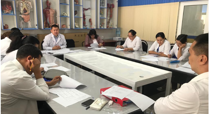 """ANATOMICUM"", September 2019, the Department: CURRENT SESSION HELD"