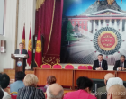 """""""ANATOMICUM"""", September 2019, the appointment of a new rector of the University:"""